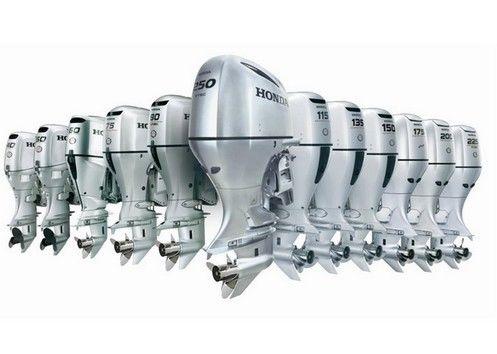 honda marine paahengsmotorer